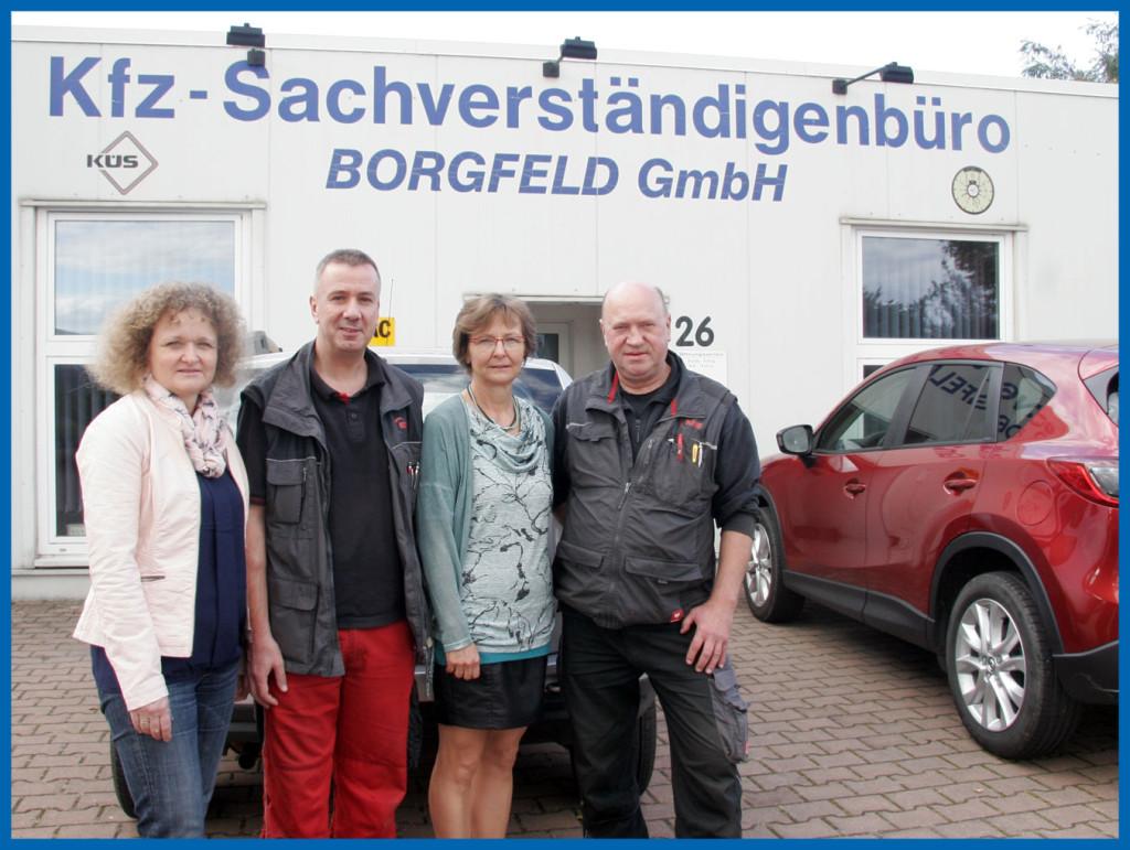 Team Kfz.-Sachverständigenbüro Borgfeld GmbH